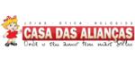 Novo cupom de desconto / Primeira compra 10% OFF - Casa das Alianças - Jóias