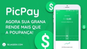 picpayinvestimentoepagamentosejageek 300x169 - Cashbacks: novo parceiro do e-commerce
