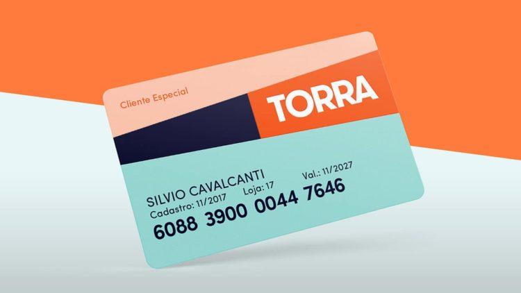 Como fazer o Cartão da Loja Torra Torra?